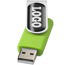 Rotate doming USB 2GB bedrukken