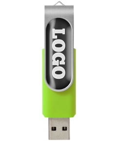 Rotate doming USB 4GB bedrukken