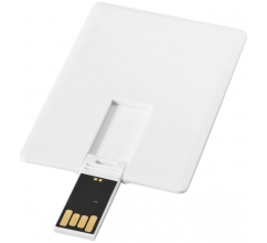 Slim Card USB 2GB bedrukken